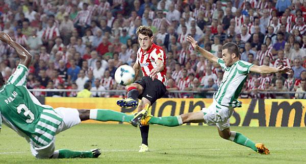 Athletic - Betis. / EFE