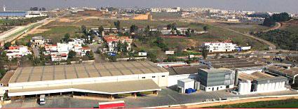 Planta de Henkel en Sevilla.
