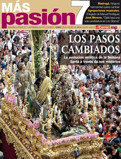 mas pasion-  septiempre 2013 - portada