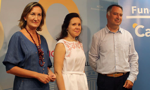 Presentación del Festival Internacional de Música de Cámara Joaquín Turina.