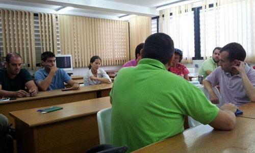 profesoers universidad