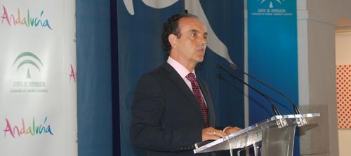 Rafael Rodríguez, consejero de Turismo.
