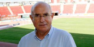 Lorenzo Serra Ferrer, en el estadio del Mallorca / Diario de Mallorca