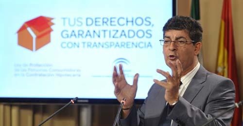 ANDALUCÍA APRUEBA LEY PARA FRENAR LOS ABUSOS EN LA CONTRATACIÓN HIPOTECARIA