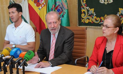González Lora, Villalobos y Muñoz.