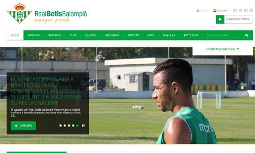web Betis