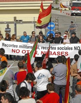 Imagen de archivo de una manifestación en 2011.