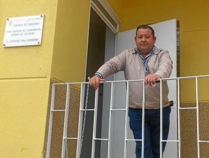 Alcalde de la Roda de Andalucía