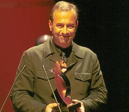 Antonio Pérez, un referente de la cinematografía andaluza.