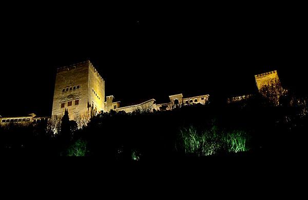 Alhambra de Granada. / Edgar B. Moreno