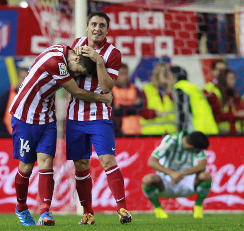 ATLETICO DE MADRID - BETIS