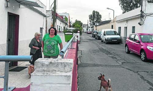 Sevilla 23 10 2013: Barriada de GuadairaFOTO:J.M.PAISANO ATESE
