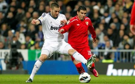 REAL MADRID-SEVILLA 12-13