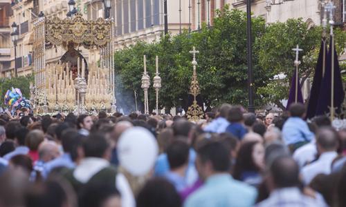 Sevilla 27 10 2013: Virgen de los GitanosFOTO:J.M.PAISANO