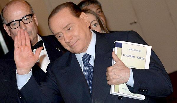 Foto de archivo del ex primer ministro Silvio Berlusconi. / EFE
