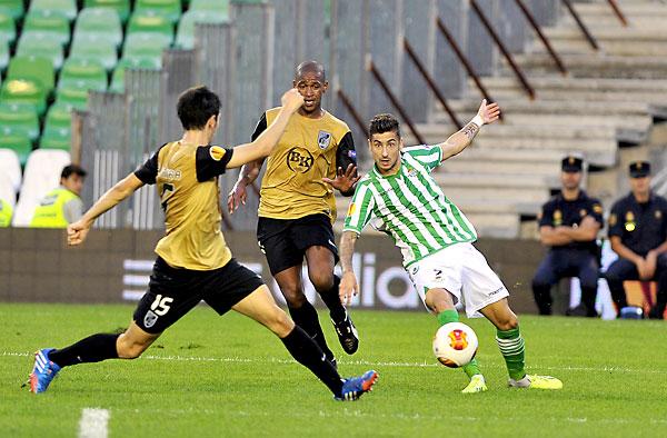 Real Betis - Vitória de Guimaraes. / Marcamedia
