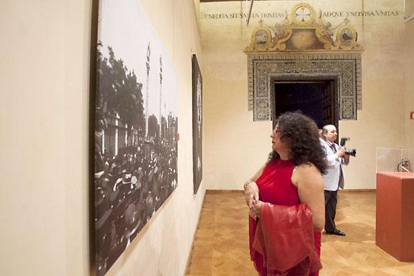 """Inauguración este martes de la exposición """"Joselito y Belmonte, una revolución complementaria (1914-1920)"""". / J. M. Paisano (Atese)"""