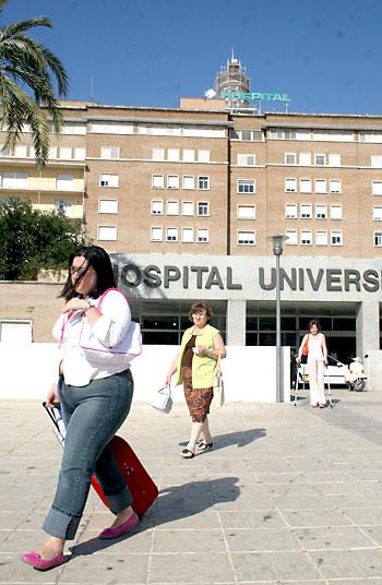 Hospital Virgen del Rocio. / Antonio Acedo