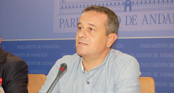 José Antonio castro (IU). / E. P.