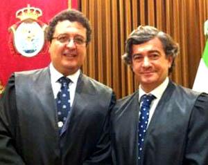 juez Serrano jura abogado