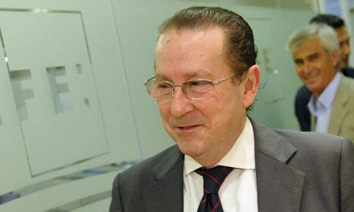 El consejero andaluz de Justicia, Emilio de Llera. / EFE