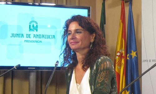 María Jesús Montero, este martes