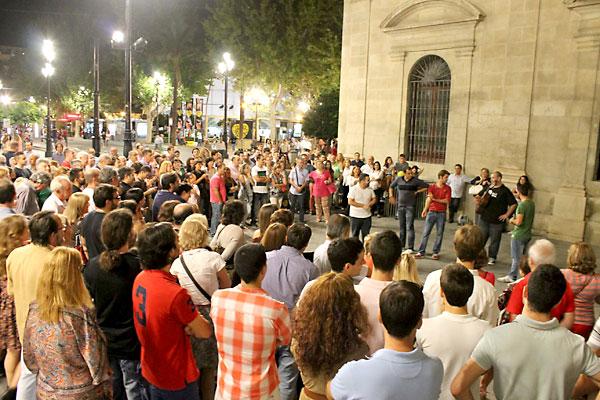 Noche en Blanco este viernes en Sevilla. / Manuel R. R. (Atese)