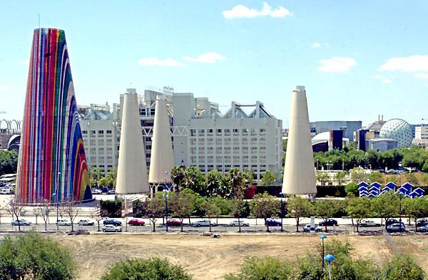 Parque Tecnológico de la Cartuja. / Antonio Acedo.