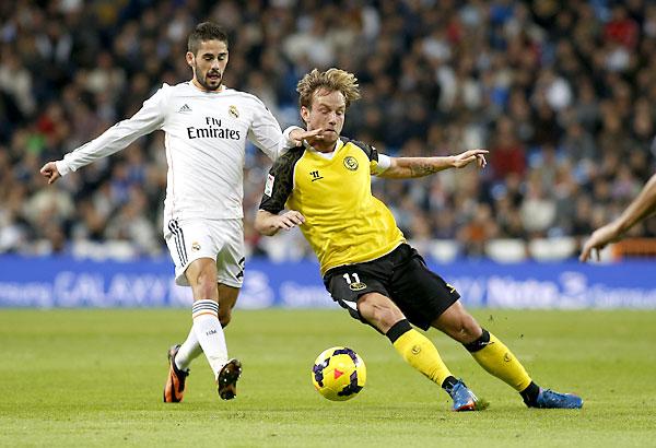 Real Madrid - Sevilla FC. / Marcamedia