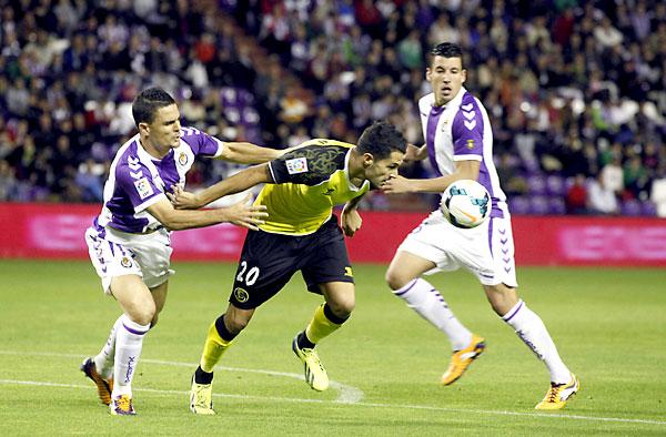 Valladolid - Sevilla FC. / EFE