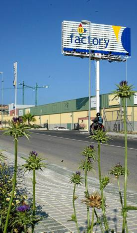 Factory Aljarafe, Bormujos