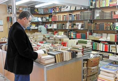 Feria del libro antiguo