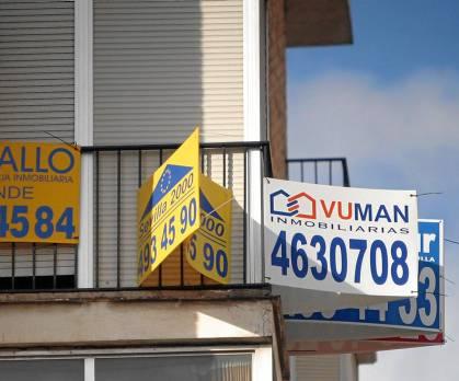hipotecas y ventas de pisos
