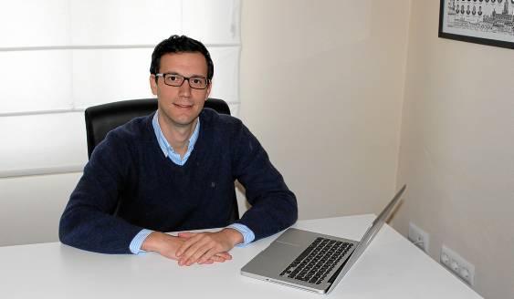 Adrián Ortiz Rivera está al frente de Famori, proyecto en el que le acompañan otros tres socios.