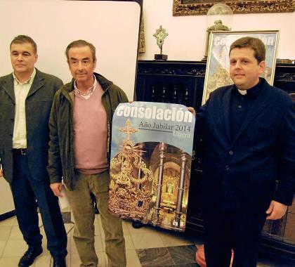 Presentación del cartel del Año Jubilar de la Virgen de Consolación de Utrera.