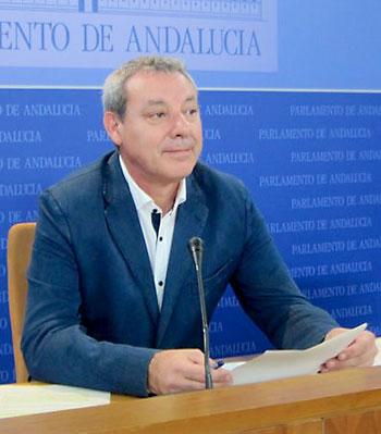 Francisco Alvarez de la Chica. / E.P.