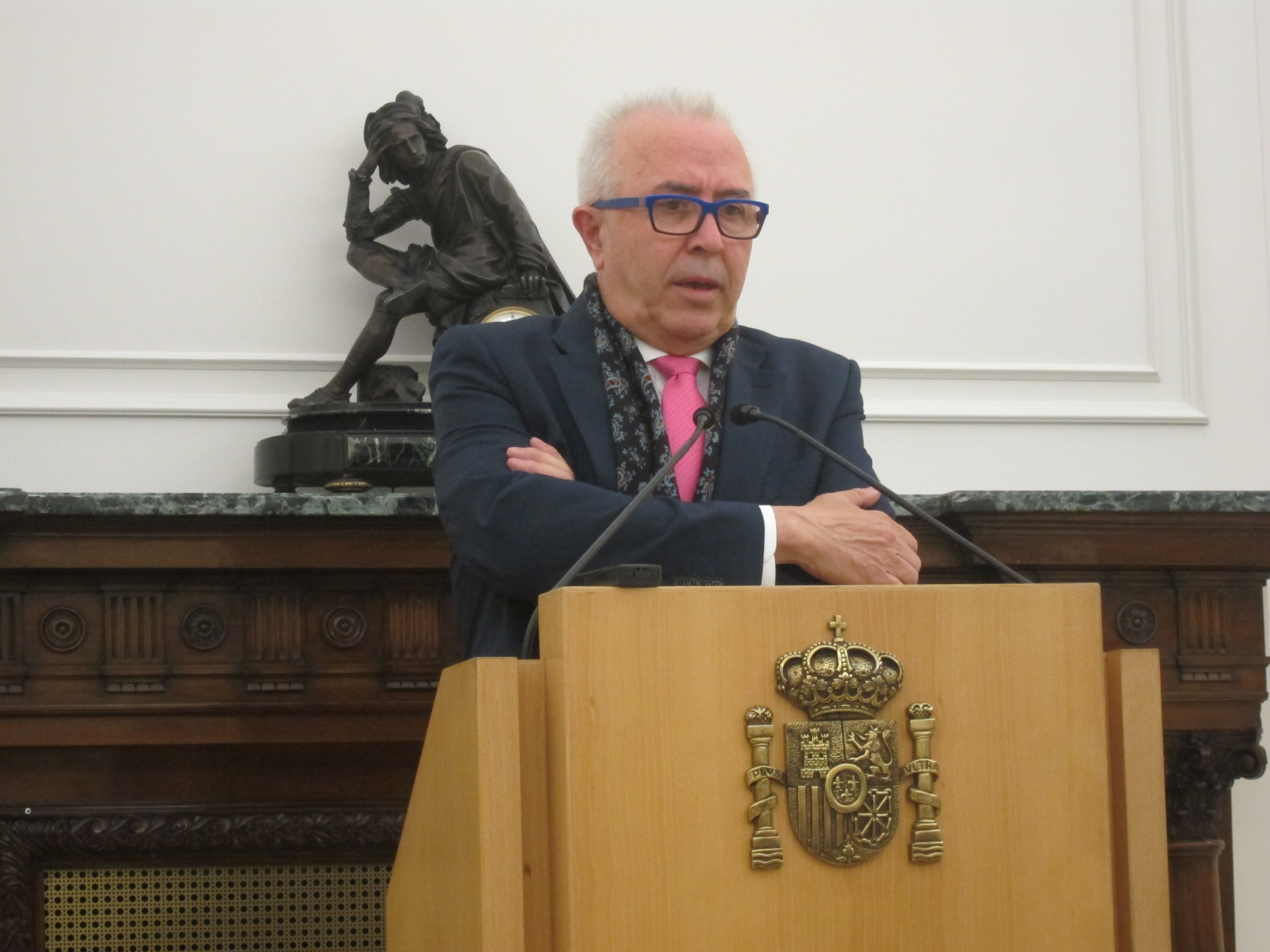 El consejero andaluz de Economía, José Sánchez Maldonado