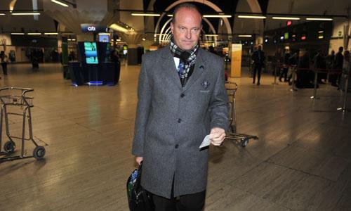 Pepe Mel ha hecho las maletas y se ha ido a Inglaterra.