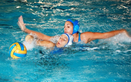 Rebeca waterpolo