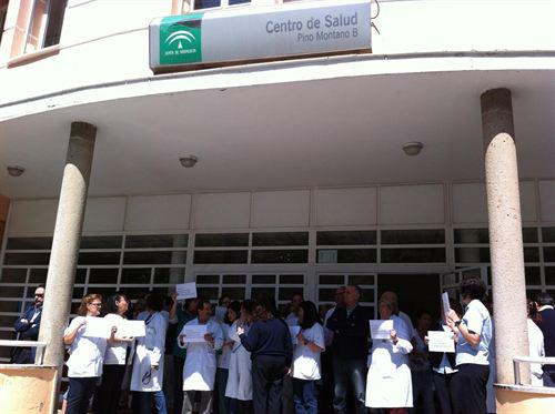 centro salud Pino Montano