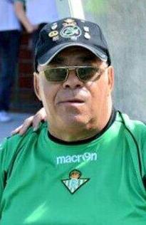 Cipriano Moñino / Foto gentileza de David Ligero, responsable de prensa de la sección femenina del Betis