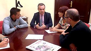 Reunión del Comité de Empresa con Juan Bueno.