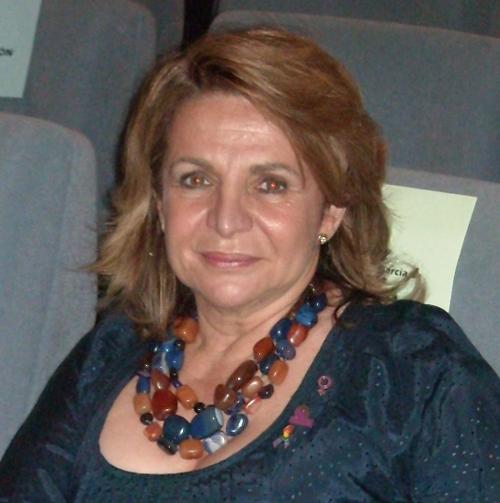 La abogada y presidenta de Amuvi, Pilar Sepúlveda. / EL CORREO