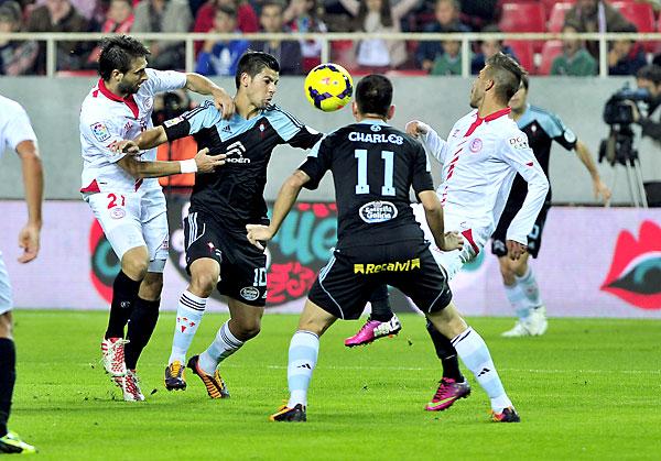 Sevilla FC - Celta. / Marcamedia