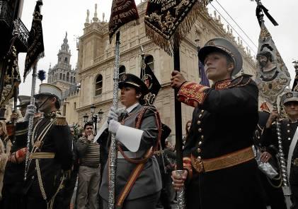 Más de 7.000 músicos se darán cita este puente en Sevilla en el III Congreso Nacional de Bandas. Foto: Javier Díaz.