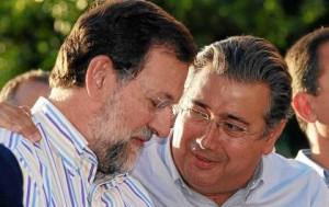 Rajoy y Zoido, en una imagen de archivo
