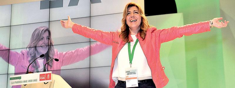 CONGRESO EXTRAORDINARIO DEL PSOE-A