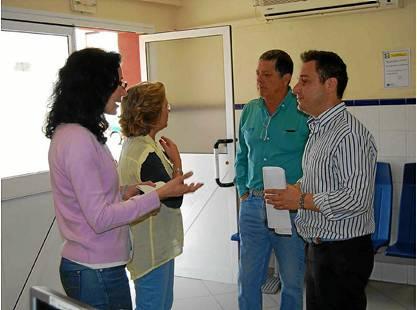 centro salud tocina