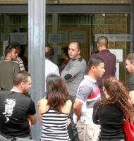 En Andalucía la tasa de paro de los menores de 25 años supera el 67%