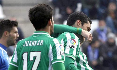 Jorge Molina Copa Lleida Betis